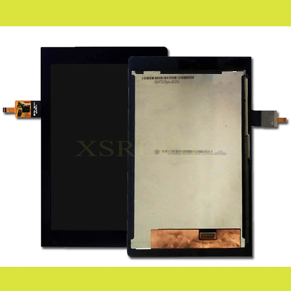 For Lenovo YOGA YT3-850M YT3-850F LCD Display With Touch Screen Digitizer Assembly Original Free Shipping With Tracking Number for htc windows phone 8s a620e lcd display screen with touch digitizer assembly tools free shipping