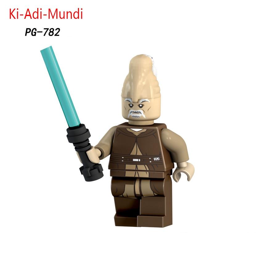 Dropwow For LEGOING Star Wars Rey Luke starwars Skywalker Sabine ... 6f77fc578799