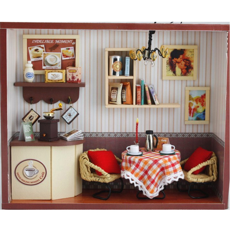 Toy House For Sale Picture More Detailed Picture About Dollhouse Kit Furniture Dolls Houses