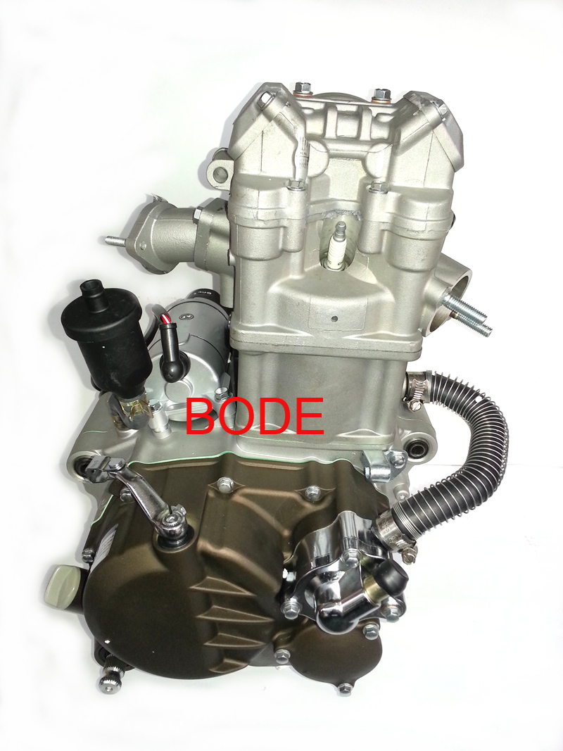 Complete Kit Zongshen 250cc Cb250 4 Valve Water Cooled Engine Motor For Dirt Bike Motorcycle In