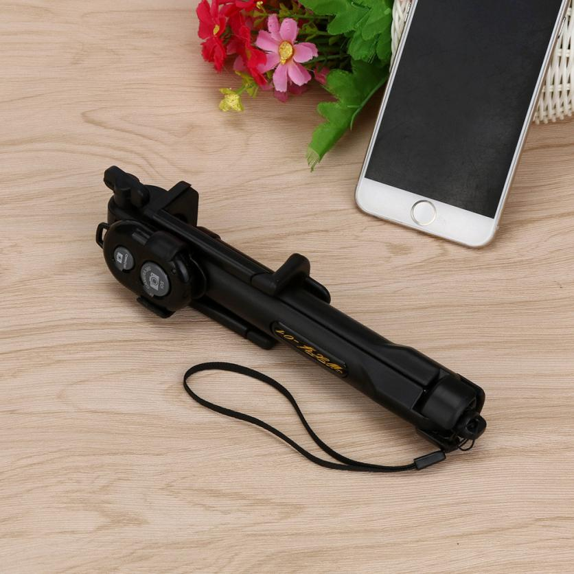 Ouhaobin 2018 Mini Wireless Bluetooth Vertical Tripod Stretch Multi-Function Since The Shaft FE13 E22 #4
