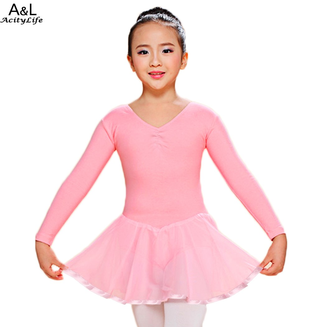 72f8832d3 Toddler Girl Dancing Clothes Children Girls Ballet Dress Kids Gown ...