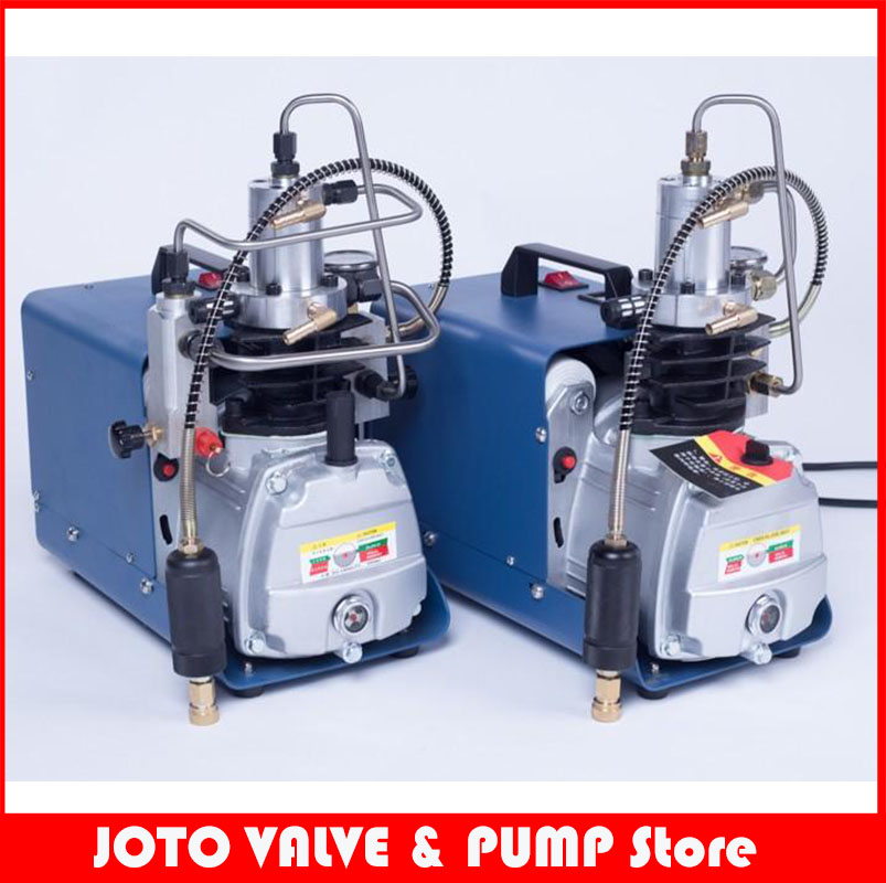 110v/220v 300BAR 30MPA 4500PSI High Pressure Air Pump