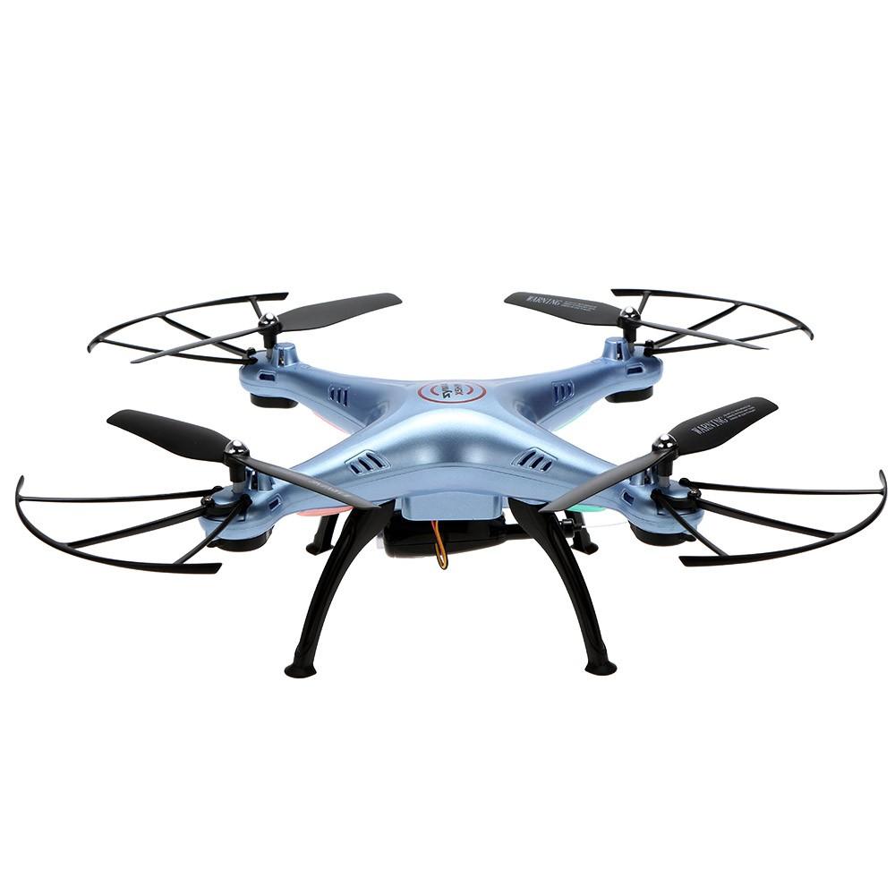Original SYMA X5HW Wifi FPV 2.0MP HD Camera RC Quadcopter with 360 Eversion CF M