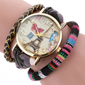 Excellent Quality New Vintage Women Watch Native Handmade Quartz Watches Knitted Dreamcatcher Friendship Watch Relojes Mujer
