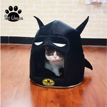 Amazing Batman-themed Cat house