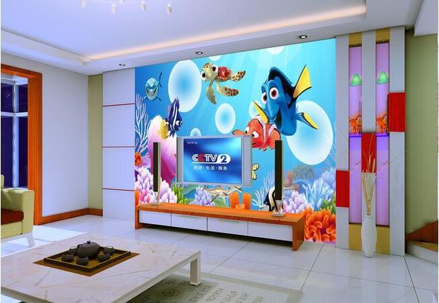 3d Wallpaper Custom Mural Non Woven 3d Room Wallpaper 3d Ocean