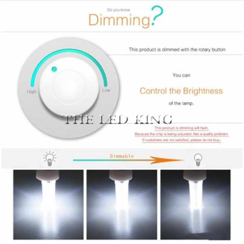 LED Silicone Mini Corn Bulb AC 220V G4 G8 G9 E11 E12 E14 E17 BA15D White light Dimming Chandelier Replace Halogen Lamps