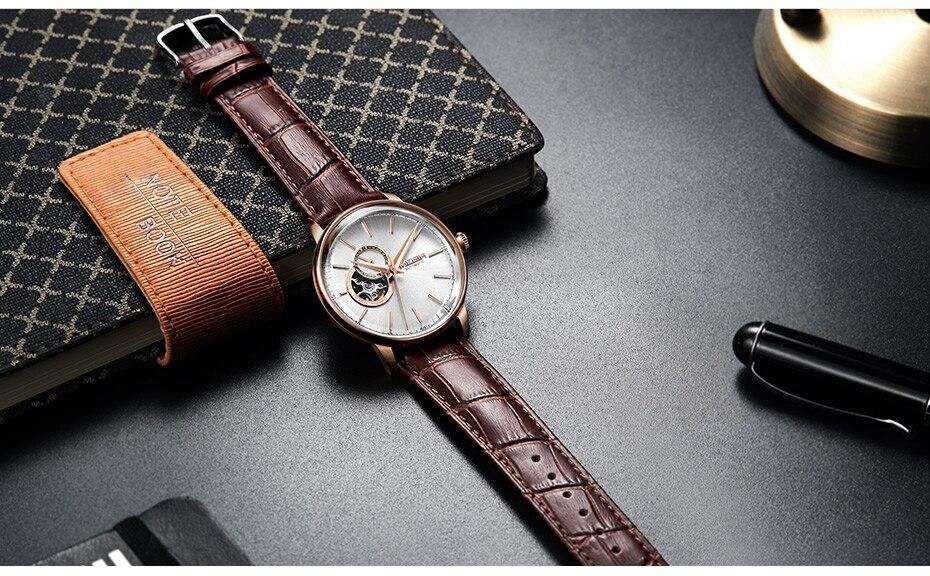 HTB1K0uQBiCYBuNkSnaVq6AMsVXa2 MEGIR Automatic Mechanical Watches Top Brand Luxury