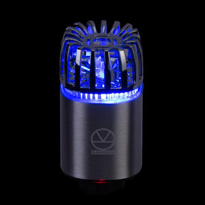 KAWOSEN Powerful Car Air Purifier 5 V 2.1A USB Charger Oxygen Bar Ionizer