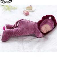 HziriP Appease Doll Sleep With Baby Silicone Early Education Simulation Baby For Kindergarten Children In Stock Items Unisex