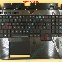 La-Backlight-Keyboard Predator 15-G9-591 Palmrest ACER SP Spain for with Touchpad Brand-New