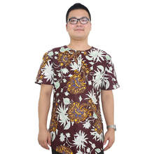 MD african dashiki men t shirt short sleeve tops male cotton print clothing for 2019 new arrival casual Tees