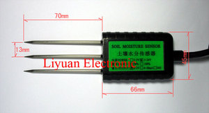 Image 2 - 1ชิ้น4 20MAดินเซ็นเซอร์ความชื้น/ 0 100%ช่วงเซ็นเซอร์ความชื้นดิน/ 0 2โวลต์แรงดันไฟฟ้าดินtester