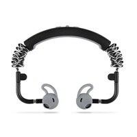 ที่ดีเป็นหูฟังการนำกระดูกติดบลูทูธกีฬาชุดหูฟังไร้สายสเตอริโอ