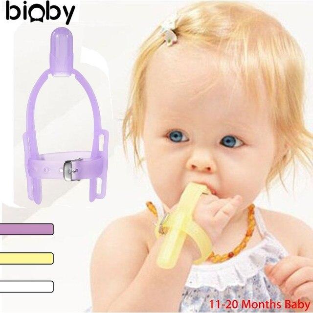 prevencin de mordeduras de dejar de chuparse el dedo del dedo del beb beb mordedor mordedores