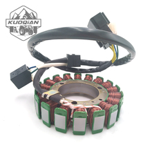 d44b37668a9 KUOQIAN del estator del MAGNETO para CFMOTO 500 de 600X188X5X6 Z6 ATV UTV  partes del motor 0180-032000 OEM parte de acero ATV Ac..