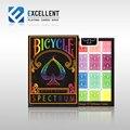 [ЕРС покер] Спектр Палубе Велосипедов радуга велосипедов игральных карт Колода Magic Реквизит
