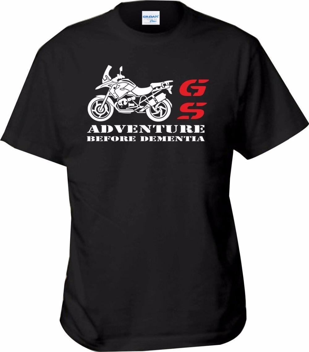 025155e6 T-Shirt 2018 Fashion Men Hot Sale Men T Shirt Fashion Gs Motorcycle R1200 S  Adventure Premium Quality Gift T-Shirt