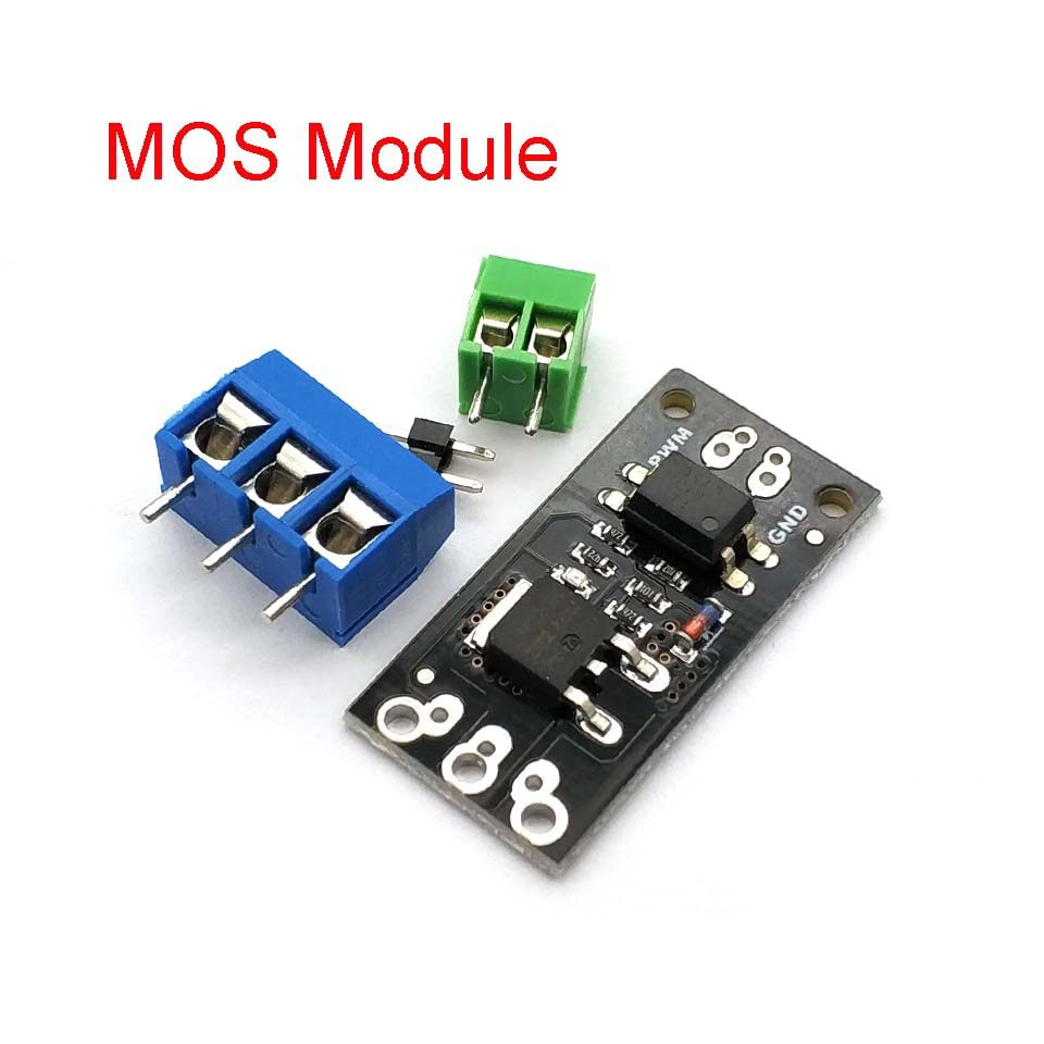 HW-532A D4184 Isolated MOSFET MOS Tube FET Module Replacement Relay Board