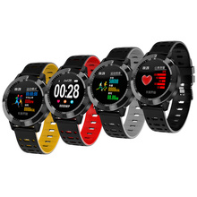 BOX-W Global Hot Sale CF58 Color Smart Bracelet Weather Information Remind Heart Rate Blood Oxygen Monitoring Waterproof Watch