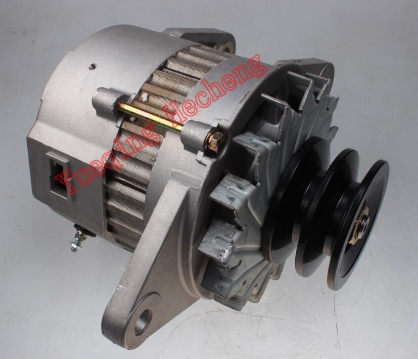 24 volt 40A generator for 6BG1 Wheelloader LX170E 714/40321