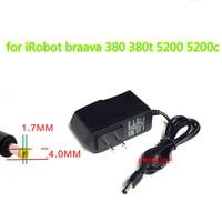 1pcs High Quality Power Adapter For IRobot Braava 380 380t 5200 5200c