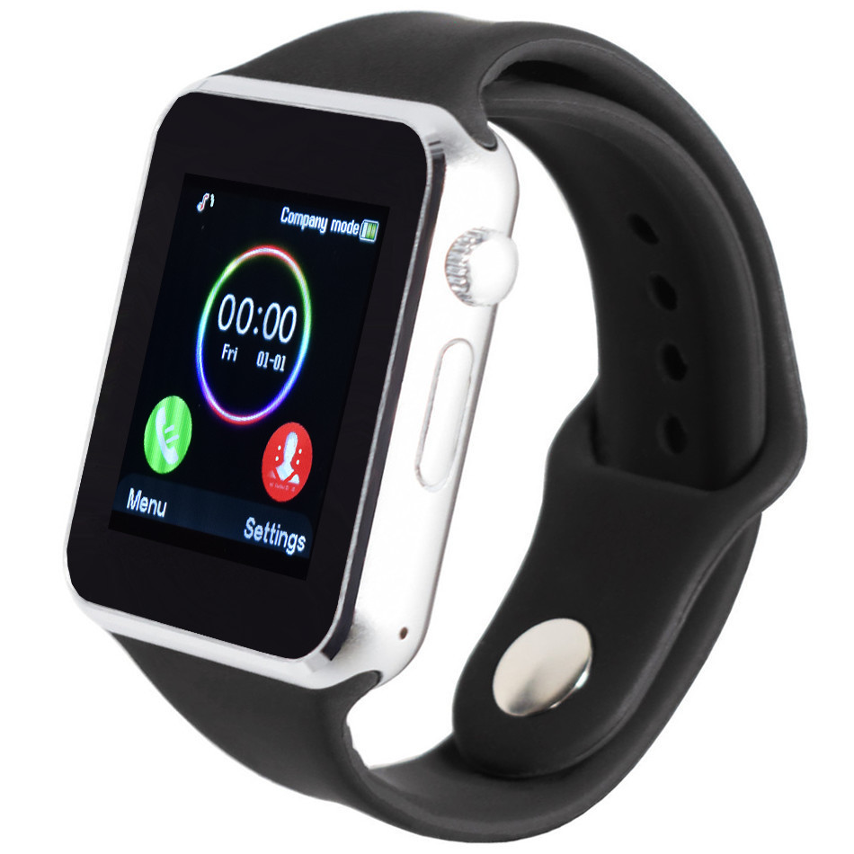 free shipping WristWatch Bluetooth Smart Watch Sport Pedometer With SIM SD Card