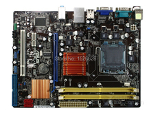 Free shipping 100% original motherboard for ASUS P5KPL-AM SE DDR2 LGA 775 Desktop Motherboard
