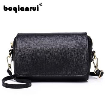 73620f71e0c1 Новая кожаная роскошная сумка женская сумка на плечо дизайнерская сумка  через плечо модная летняя сумка-мессенджер для женщин 2019