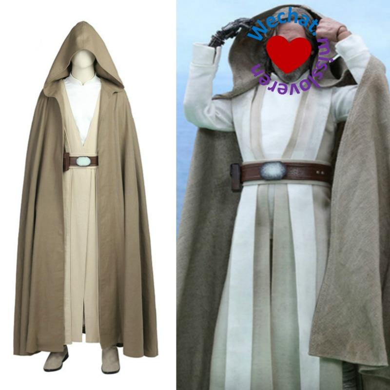 Akatsuki Cosplay Vestidos za Luke Skywalker za Star Star Last Jedi - Karnevalski kostumi