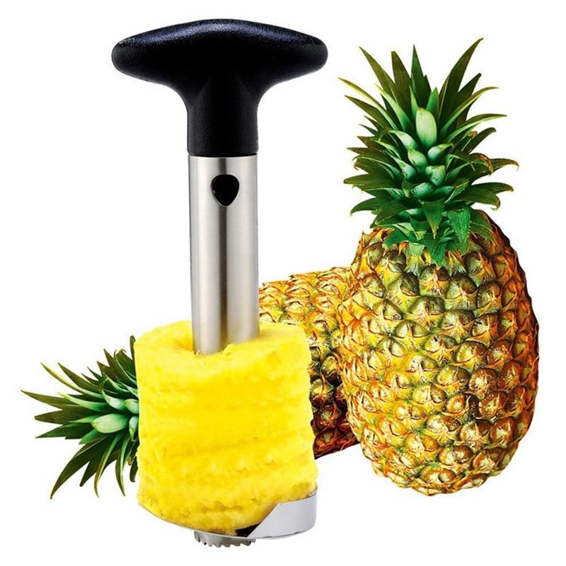 pineapple peeling and coring machine oka