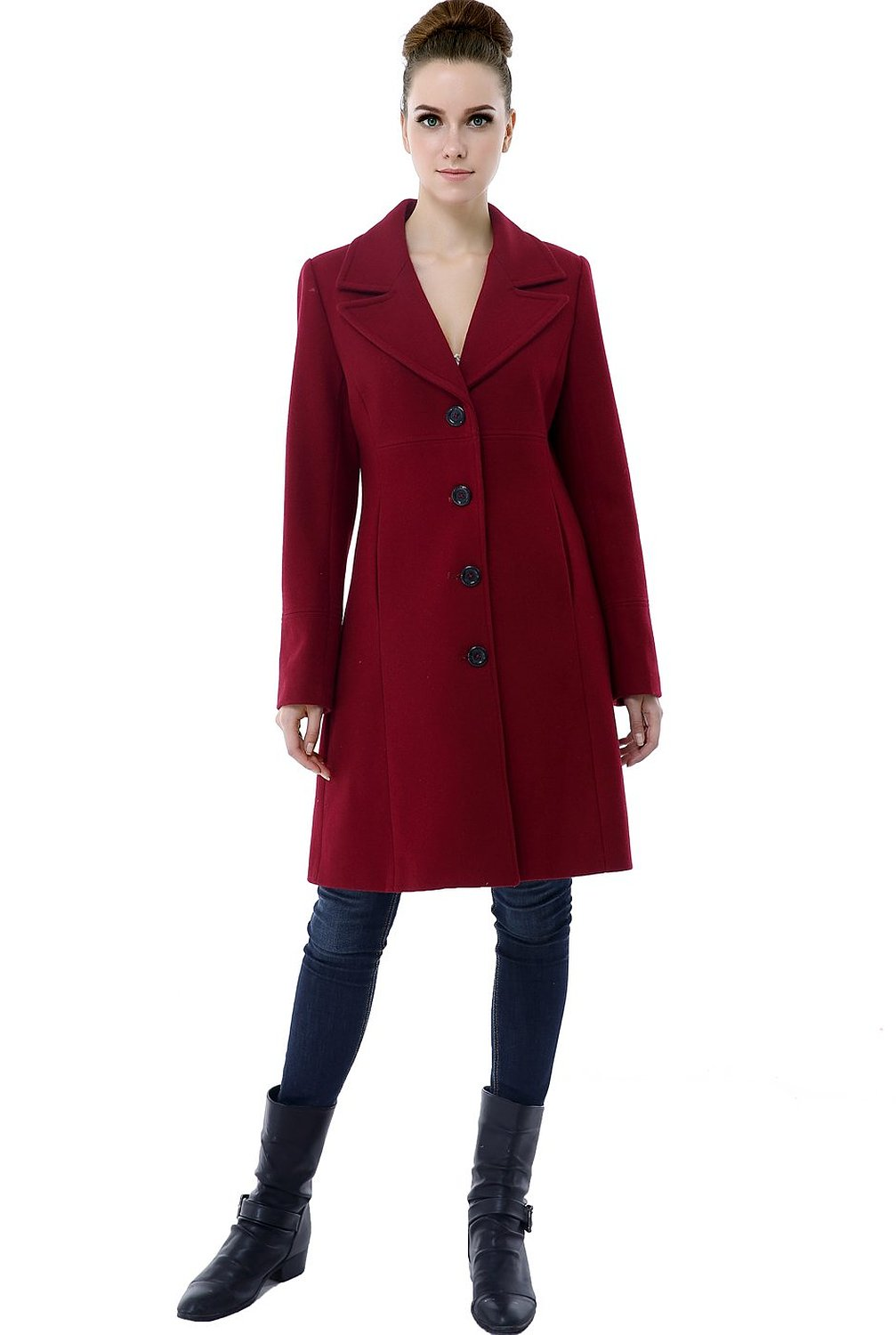Compare Prices on Wool Melton Coats- Online Shopping/Buy Low Price ...