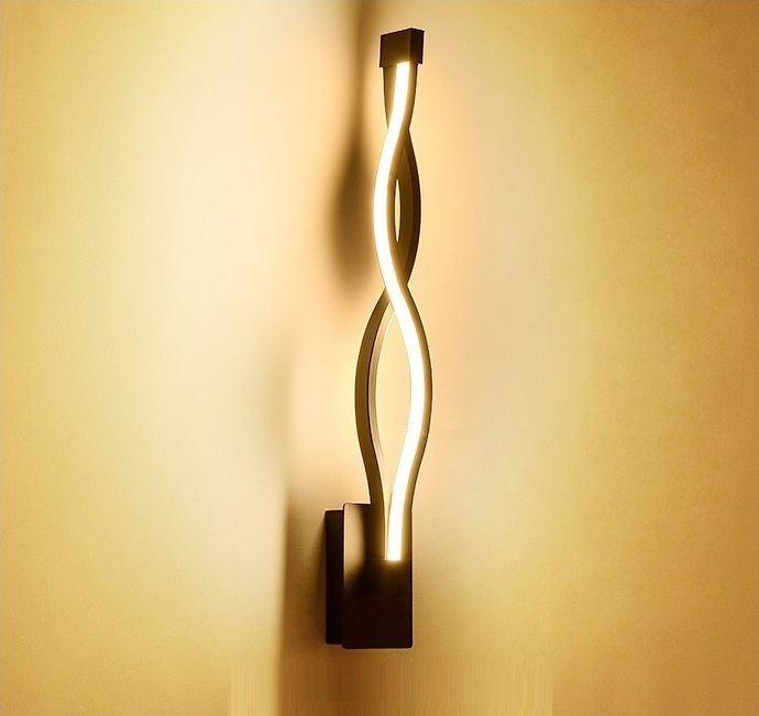 New Modern LED Wall Lamp For Bathroom Bedroom Wall Sconce White Indoor Lighting Lamp AC100-265V LED Wall Light Indoor Lighting цена