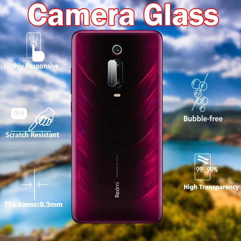 Vidrio templado para Xiaomi mi 9T Pro rojo mi K20 Protector de pantalla mi 9T Cámara vidrio Protector para Xiaomi rojo mi K20 mi 9T Pro funda