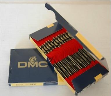 Hot Selling !!!!  20cs DMC Threads, ------12USD For 20 Pcs Threads Dmc Threads  Cross Stitch Sets Threads
