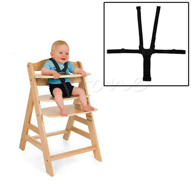 Детские 5 точечные ремни безопасности высокое сиденье для коляски Коляска автомобильный ремень BC1012