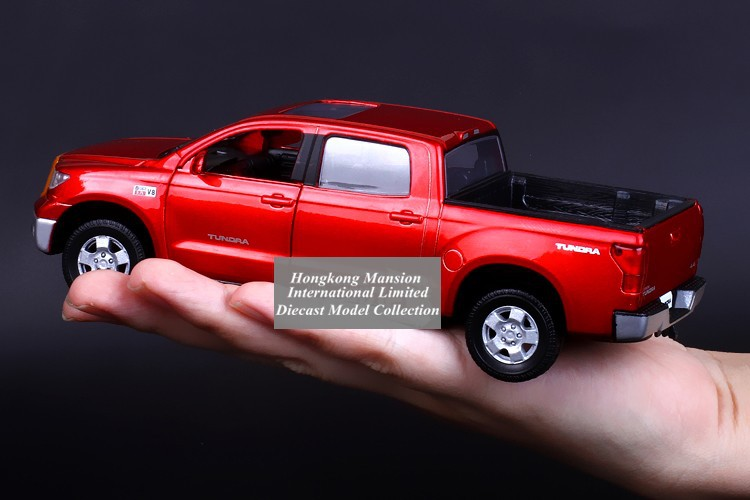 1 32 Scale Alloy Diecast Metal Car Model For Toyota Tundra Pickup