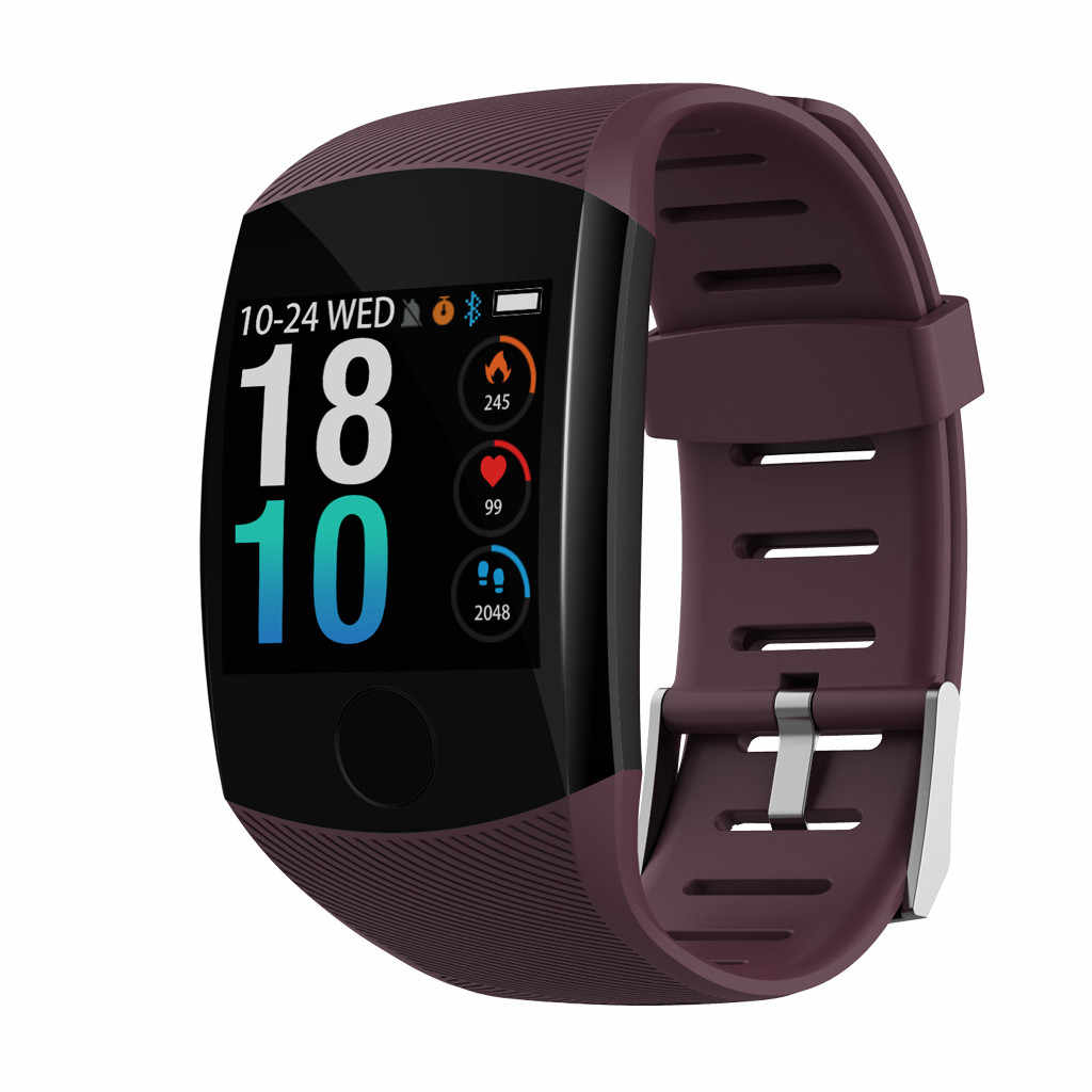 smart watch men and women 2019 1.3inch Color Screen Heart Rate Blood Pressure Monitor Pedometer Sports Watche dropshipping#26