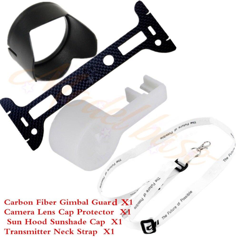 DJI Phantom 3 Professional Advanced CF Gimbal Guard Camera Lens Cover Cap Camera Lens Sun Hood