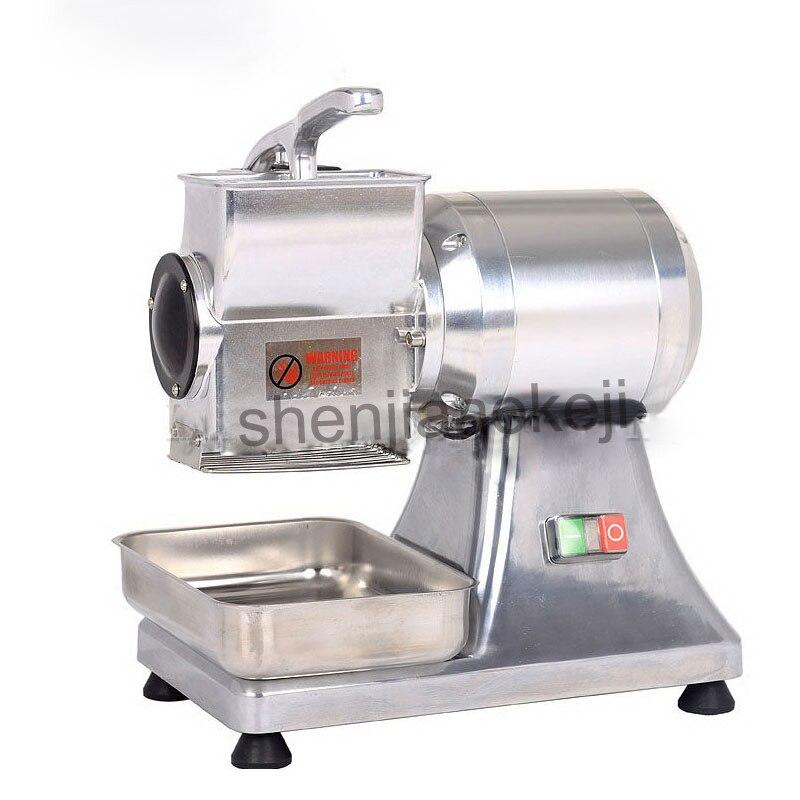 Ev Aletleri'ten Mutfak Robotları'de Ticari elektrikli Ekmek kırıntıları pulverizer 220 v/110 v 1 adet paslanmaz çelik peynir rende öğütücü öğütme makinesi ekmek kırıntı değirmen