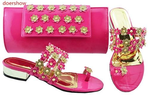 amarillo rojo Zapatos Del Los 13 El Real Fijó azul Calidad Sistema rosa Doershow Agradable A Italianos De Con Bolsos púrpura Juego Alta blanco Mujer La Bolso Y Sbf1 Negro ¡ qw8TFSE