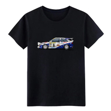 Mens Ford Escort RS Cosworth Rally Monte Carlo t shirt Designs cotton S-XXXL slim Fit Comfortable Spring Letters