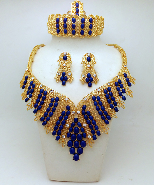 Benedicte-Gold-Plated-Jewelry-Set