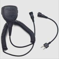 Oppxunハンドヘルドproスピーカーマイクマイク用ミッドランドラジオトランシーバーGXT1050 GXT5000 GXT1000 GXT1050VP4 LXT380新し