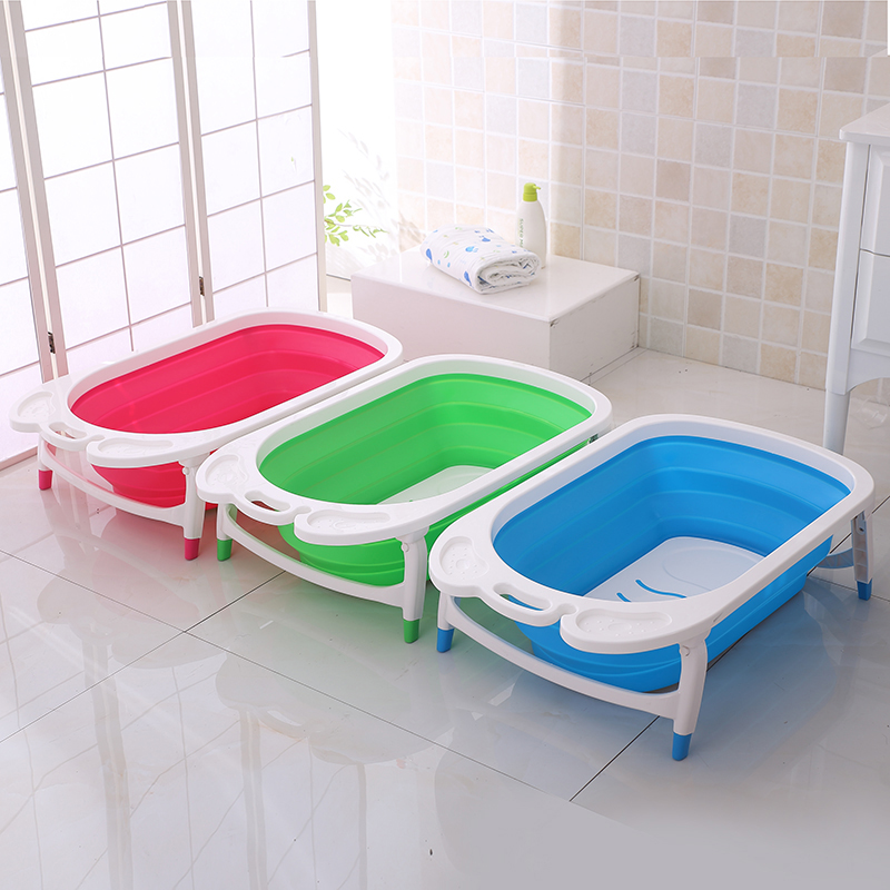 En71 baby care products, foldable baby bath tubs-in Baby Tubs from ...