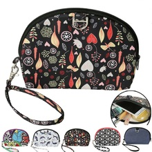 Women Waterproof Makeup Bag Cosmetic Bags Travel Toiletry Wash Case Handbag  Multifunction Makeup Pouch Toiletry Case