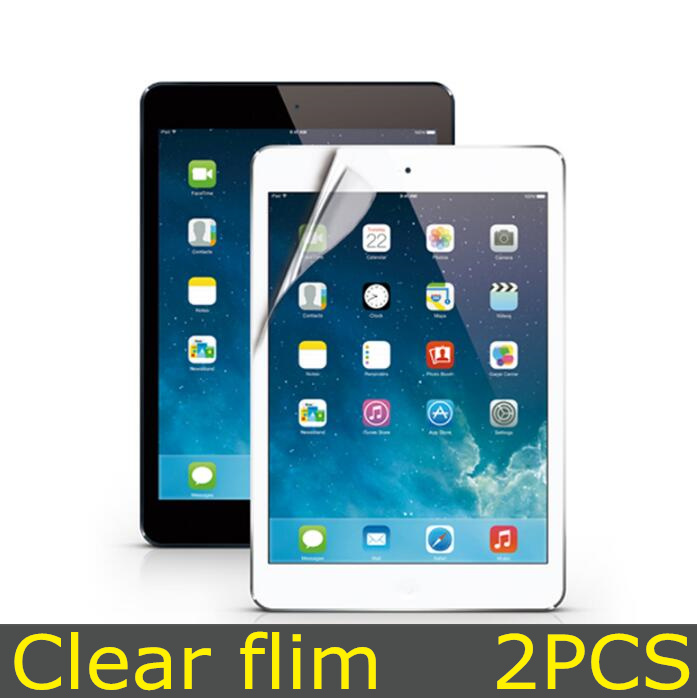 2PC/Pack ultra clear screen protector for 2017 2018 ipad air 1 2 Pro 9.7 together hd clear film guard track online & carton pack enkay clear 9 7 screen guard protector for ipad 2 the new ipad ipad 4