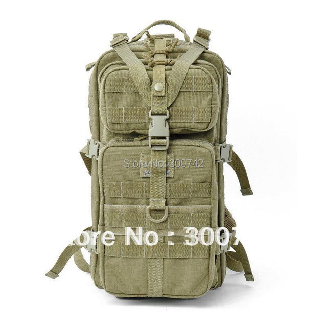 Maxgear  FALCON-II Multi-function Military  Backpack / High Quality Hydration Compatible Backpack