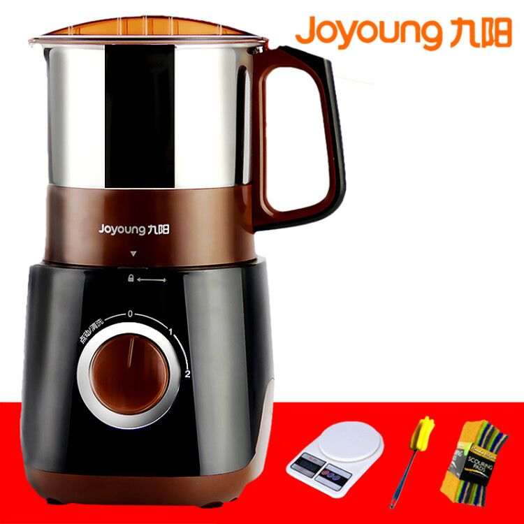 grinder Powder machine Superfine Grinder grinder Household Small Grain Miscellaneous grains Dry mill Chinese herbal medicine household stainless steel medicinal powder broken machine small superfine grinder whole grains bean milling blender